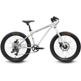 "Early Rider Hellion Trail MTB Hardtail 20"" Kids brushed aluminum"